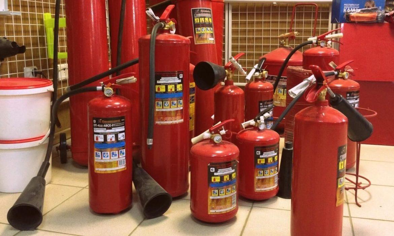 Требования противопожарной безопасности для магазинов розничной торговли